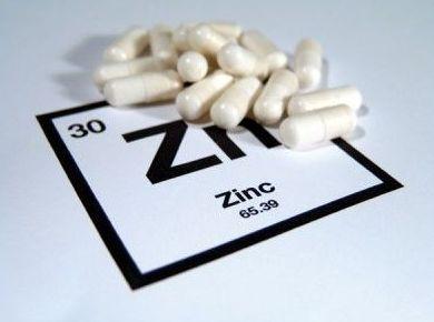 ZINC (Oligoelemento)