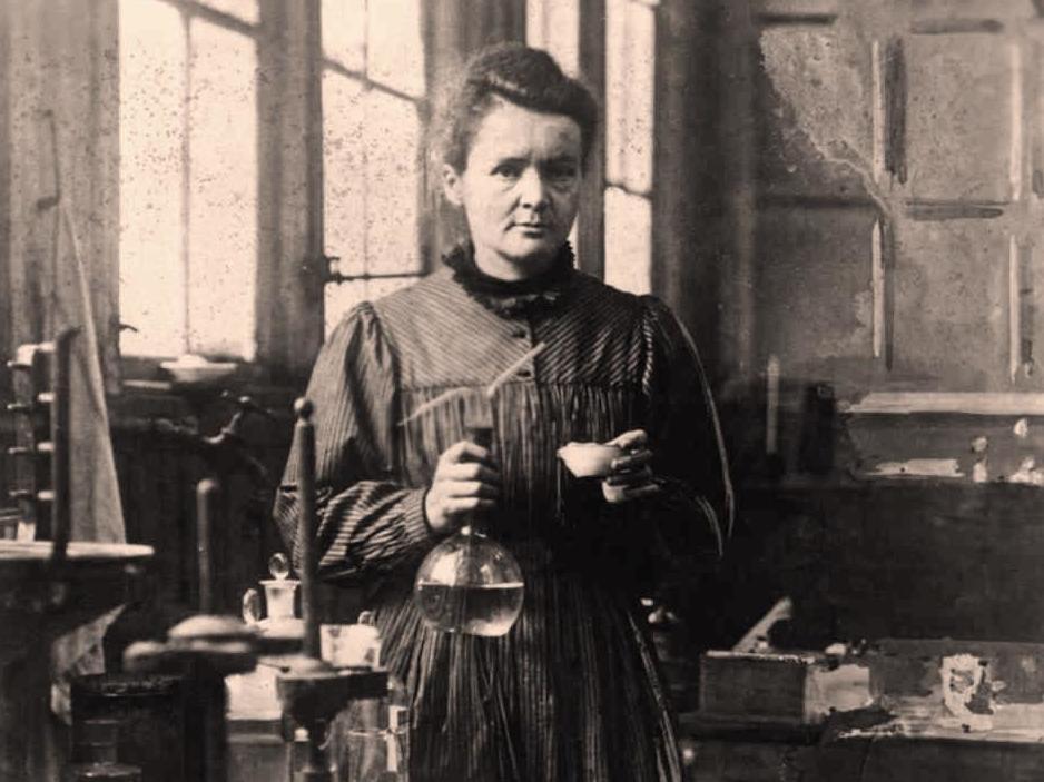 Un día como hoy, 7 de noviembre de 1867, nacía Marie Curie