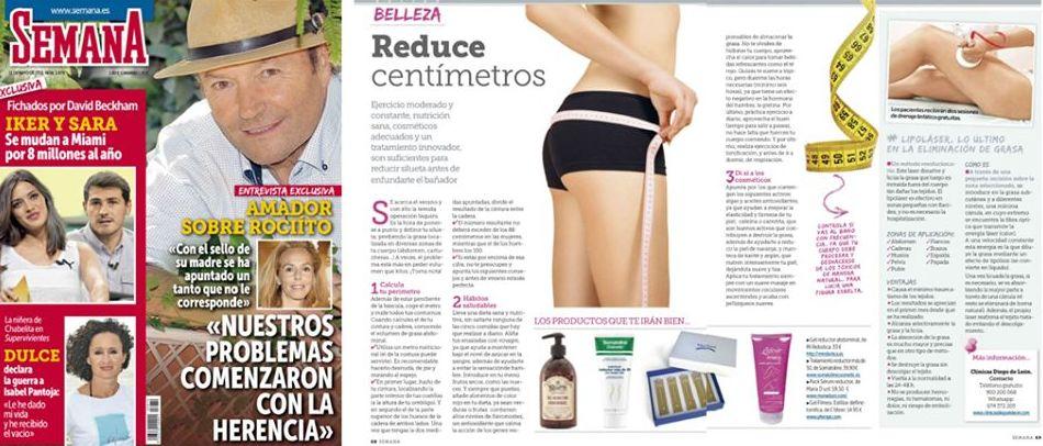 Productos cosmeticos destacados en distintas publicaciones