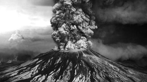 Krakatoa, la desaparición de una isla