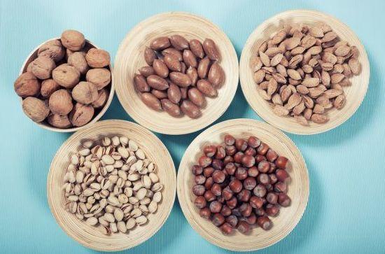 Que frutos secos consumir para prevenir determinadas patologías