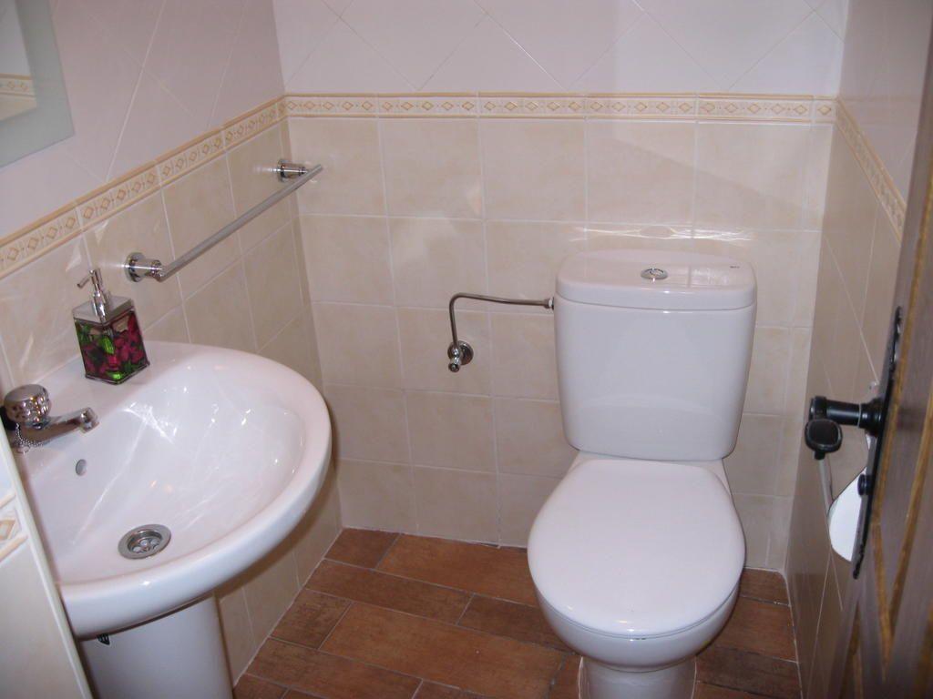 Habitaciones con baño en Huesca