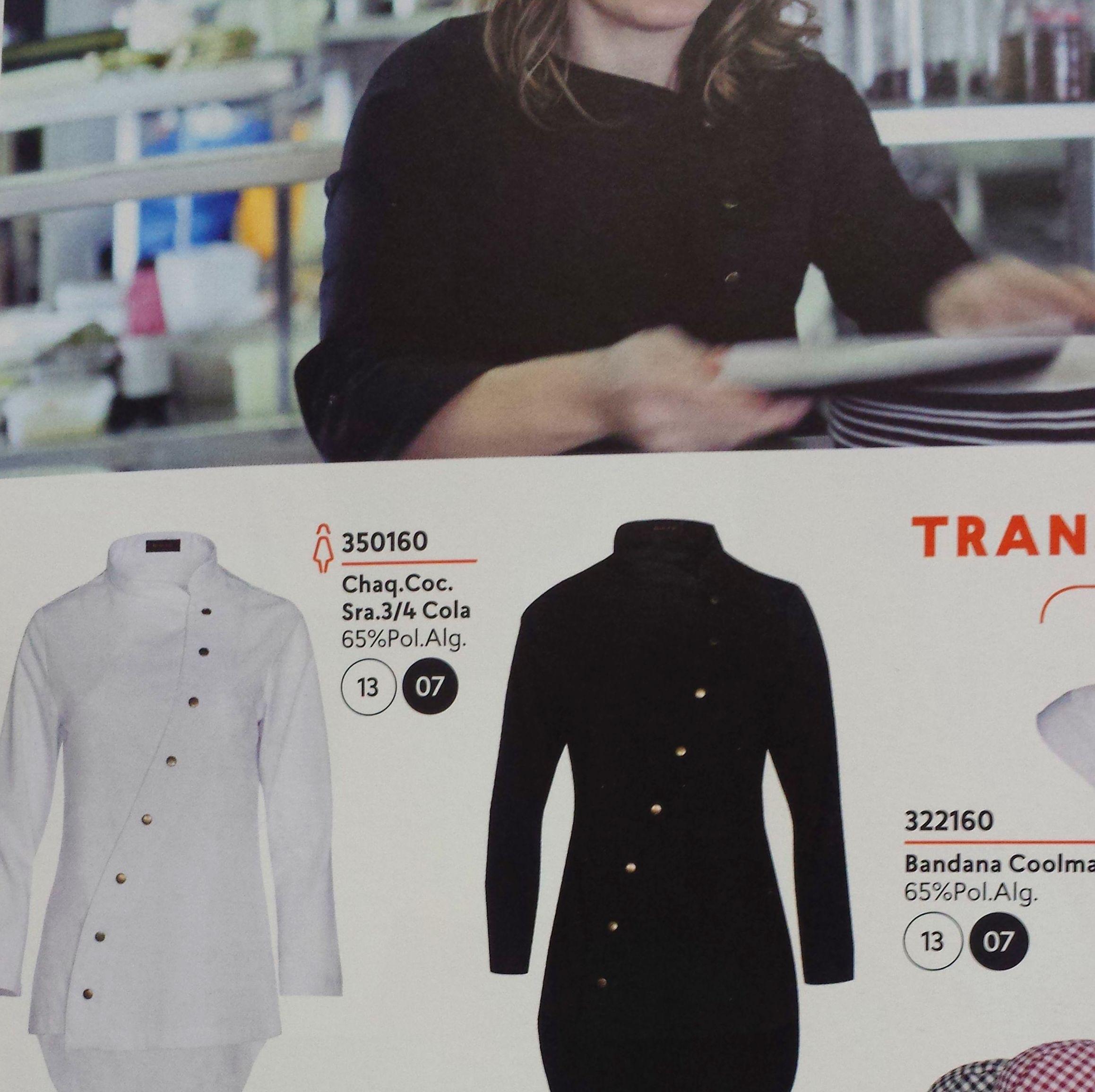 chaqueta cocina Sra.