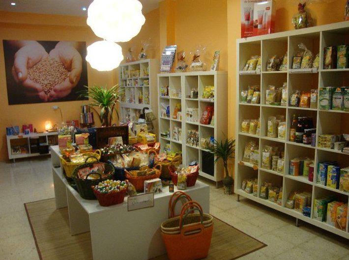 Todos nuestros productos son ecológicos: frutas, verduras, huevos...