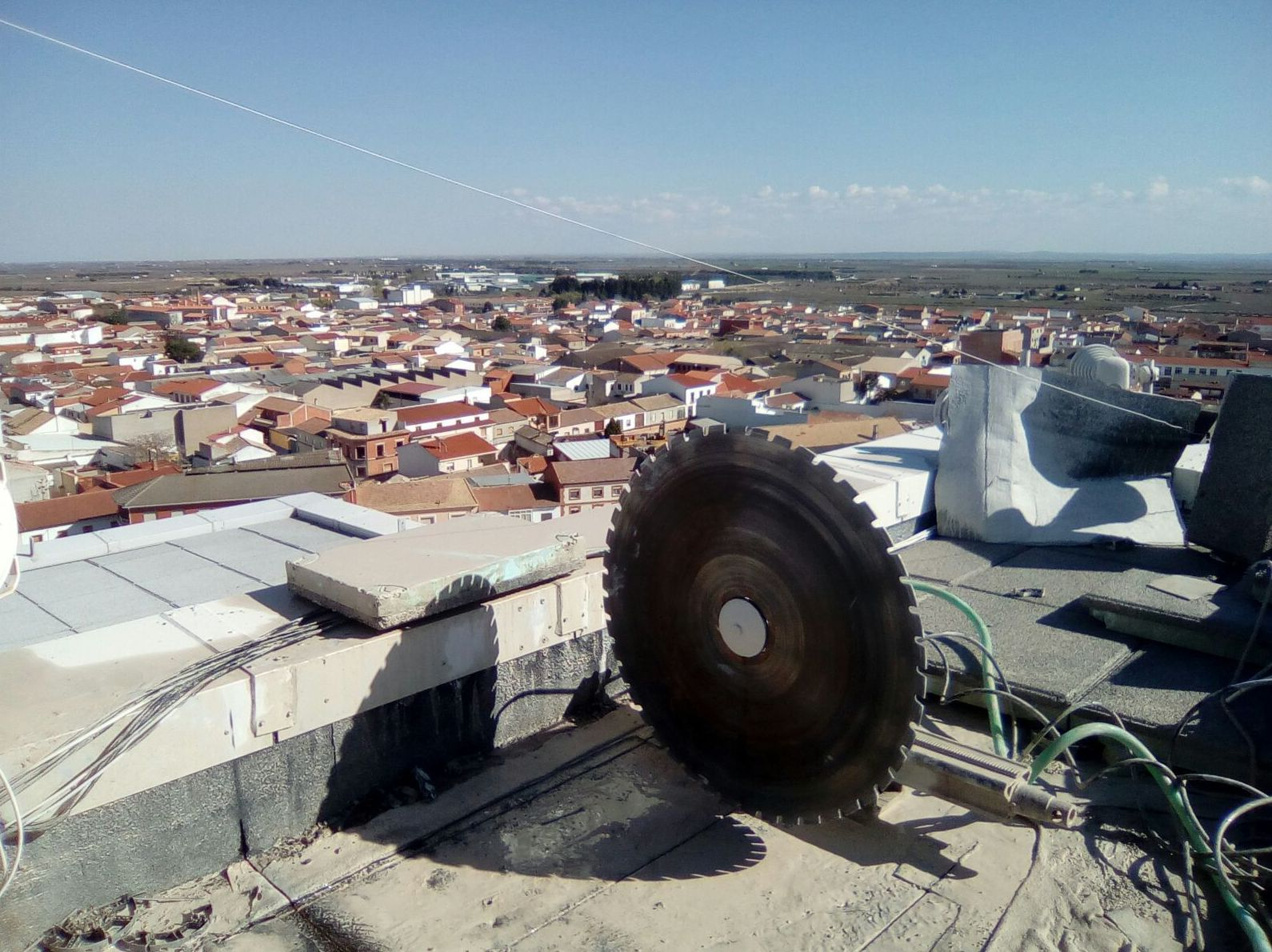 Foto 145 de Corte de hormigón en  | Cortes & Perforaciones RG