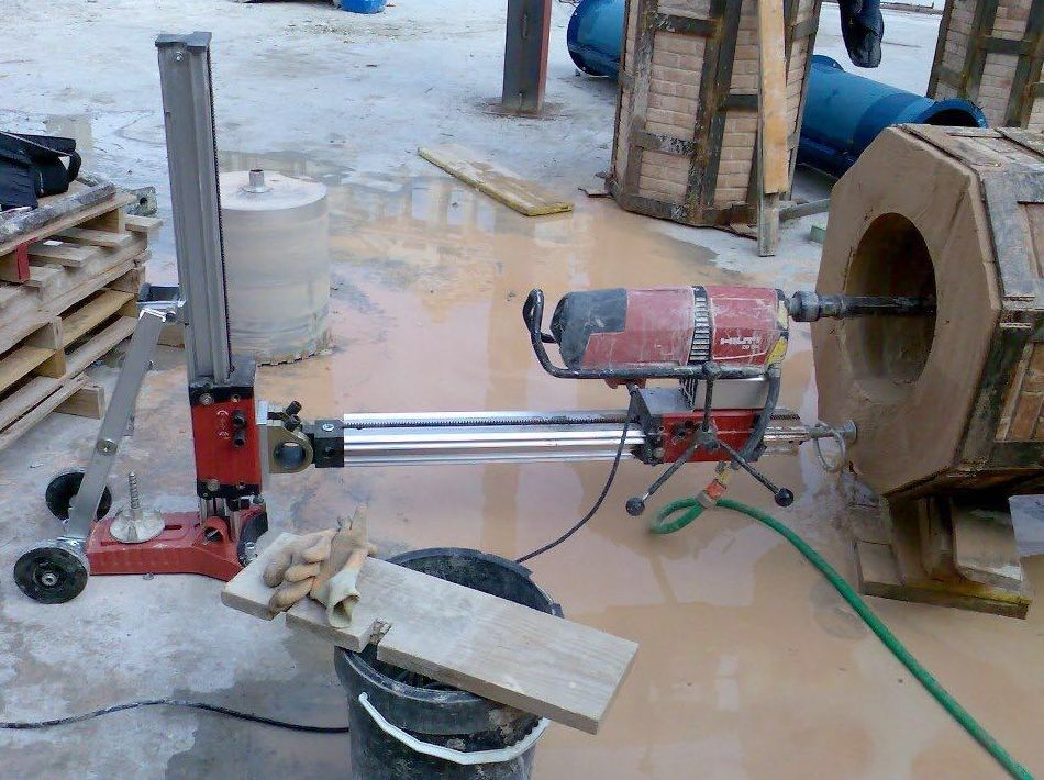 Realizamos trabajos Diferentes a los demás perforadores.