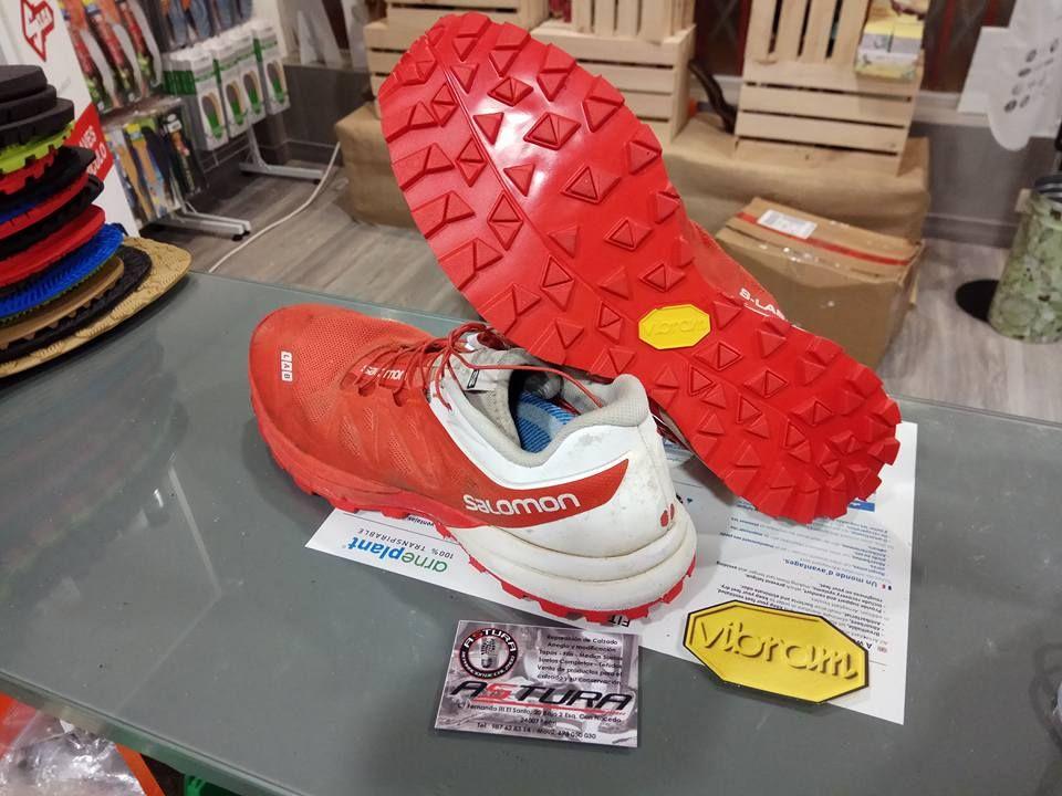 Reparación de zapatillas de deporte en León