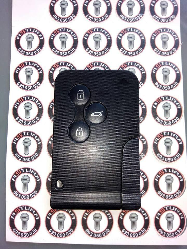Duplicado de llaves de coche y mandos de garaje: Servicios de Astura