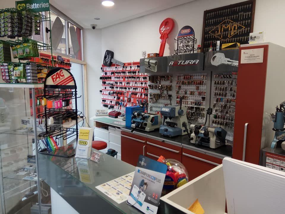 Cambio de cerraduras en viviendas en León
