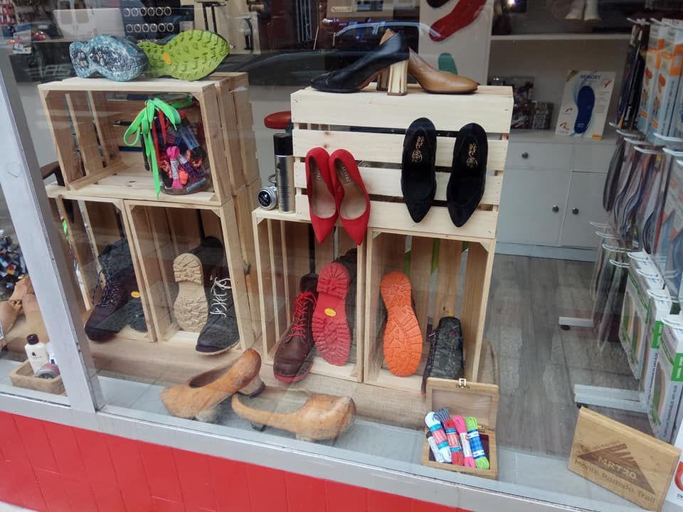Duplicado de llaves y reparación de calzado en León