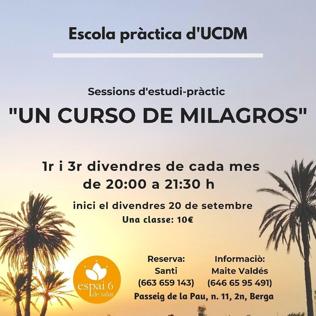 Sessions D'estudi-pràctic UCDM.