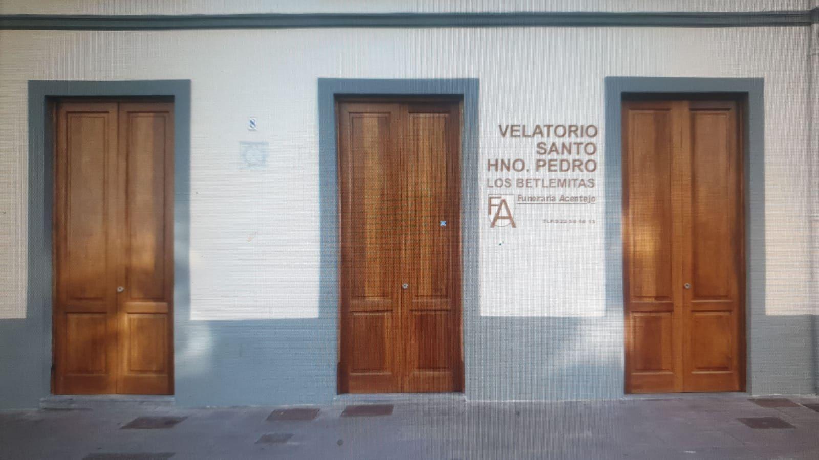 Foto 3 de Servicios funerarios en    Tanatorio Santo Hermano Pedro