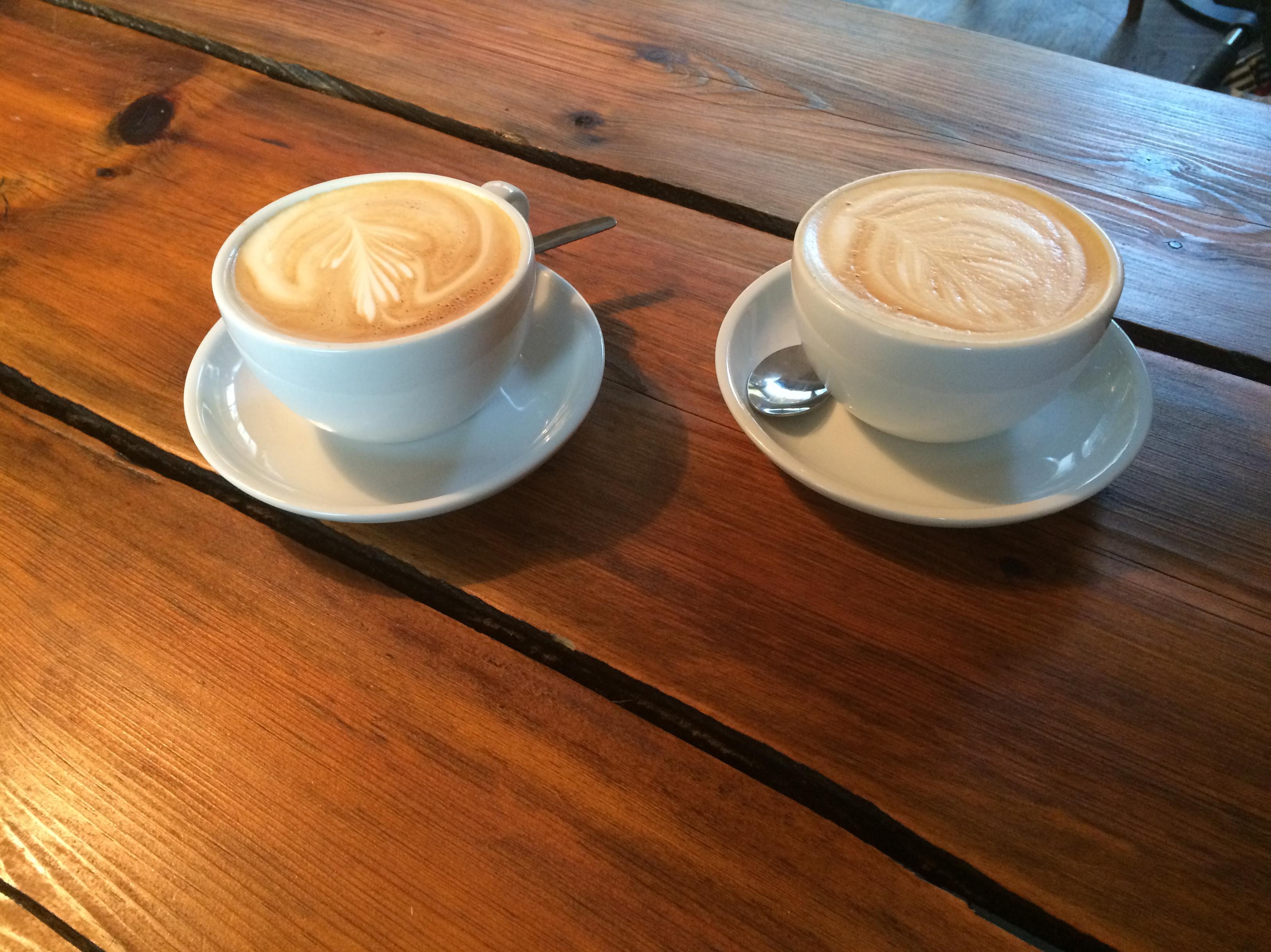 Cafés: Nuestra Carta de Restaurante Calma Chicha