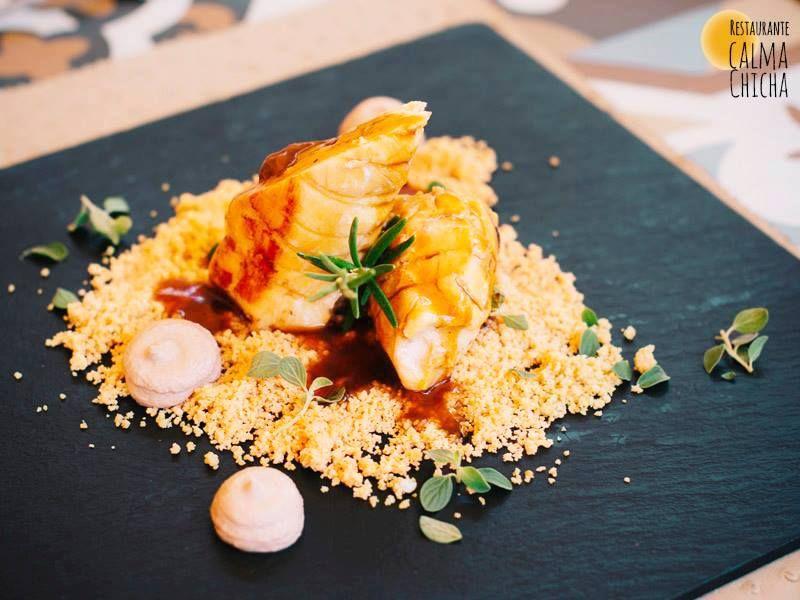 Menú especial: Nuestra Carta de Restaurante Calma Chicha