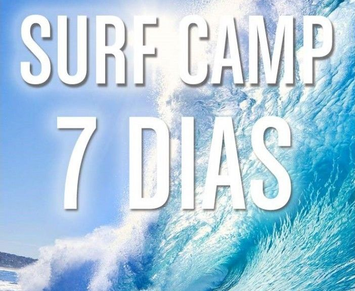 Surf Camp Adultos - 1 Semana }}