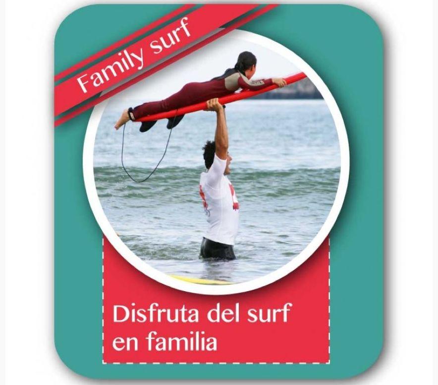"Bono ""Family Surf"""