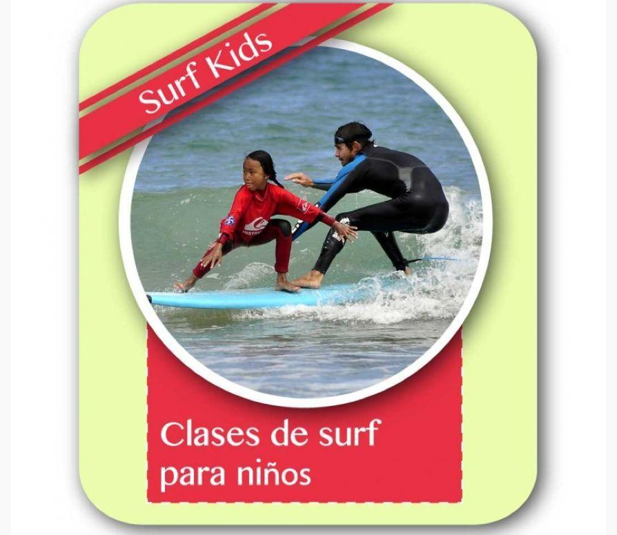 Bono surf kids