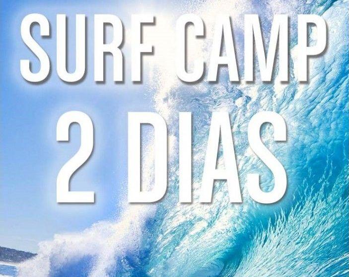 Surf Camp Adultos - 2 días: Catálogo de Escuela Cántabra de surf