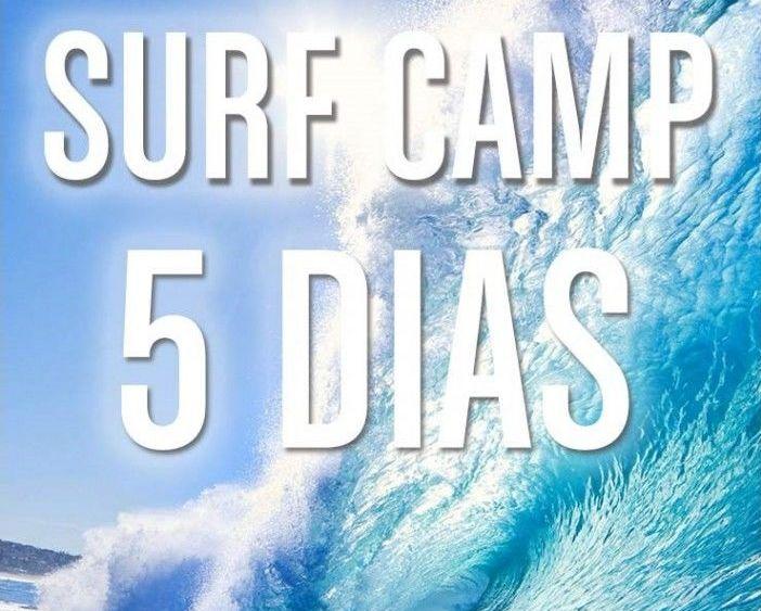 Surf Camp Adultos - 5 Días: Catálogo de Escuela Cántabra de surf