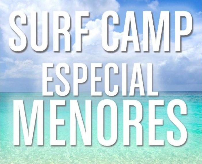 Surf Camp Menores: Catálogo de Escuela Cántabra de surf