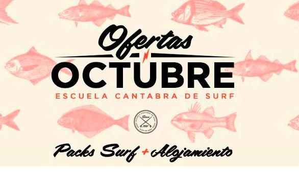 BULK  Newsletter October Escuela Cantabra de Surf. Playa de Somo (Cantabria) SPAIN