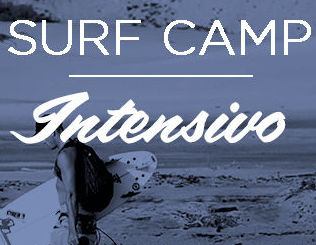 SURF CAMP INTENSIVO