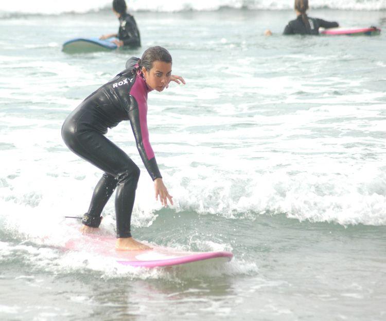 Escuela de surf en Cantabria