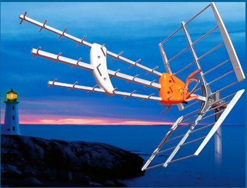 Instalación de antenas y equipos de telecomunicación