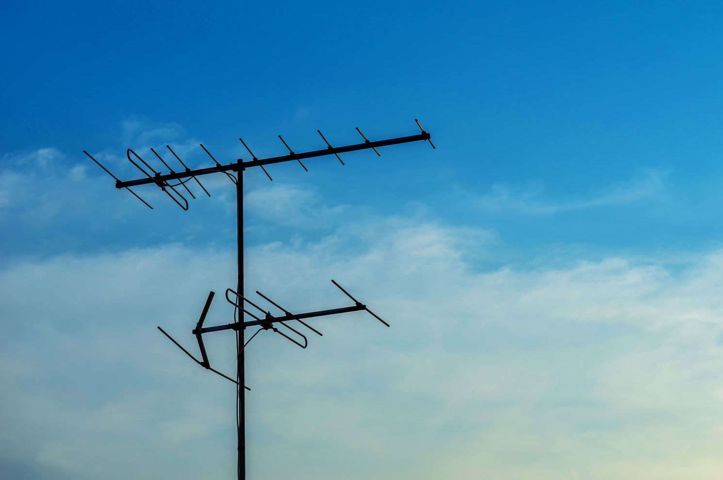 Antenas en Pontevedra