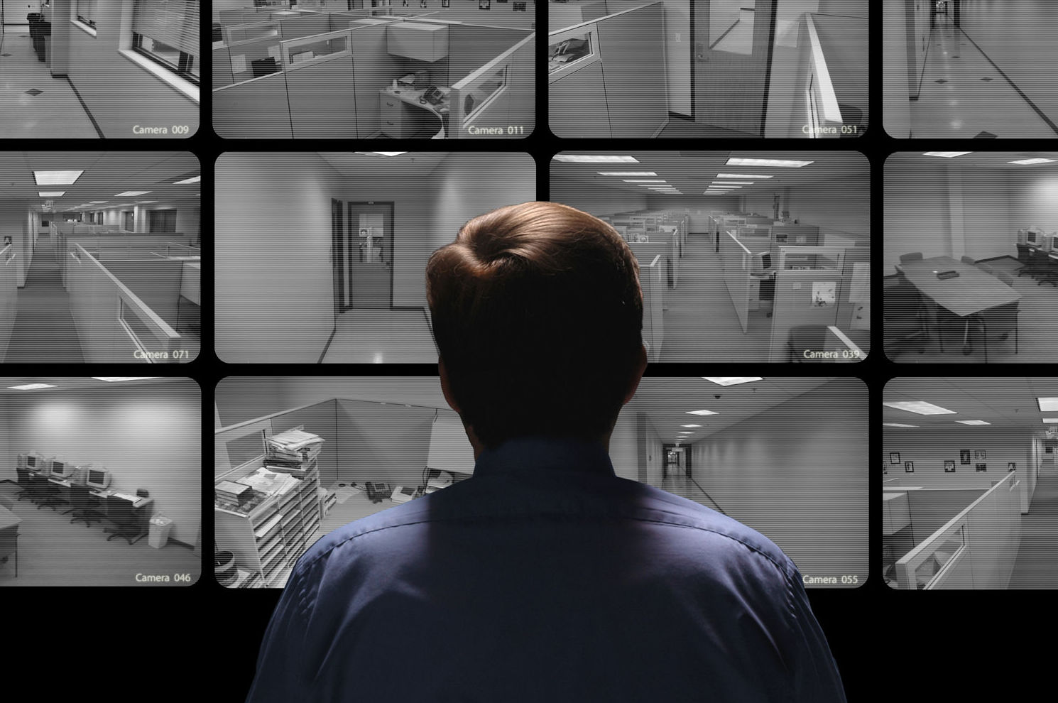 Circuitos de vigilancia