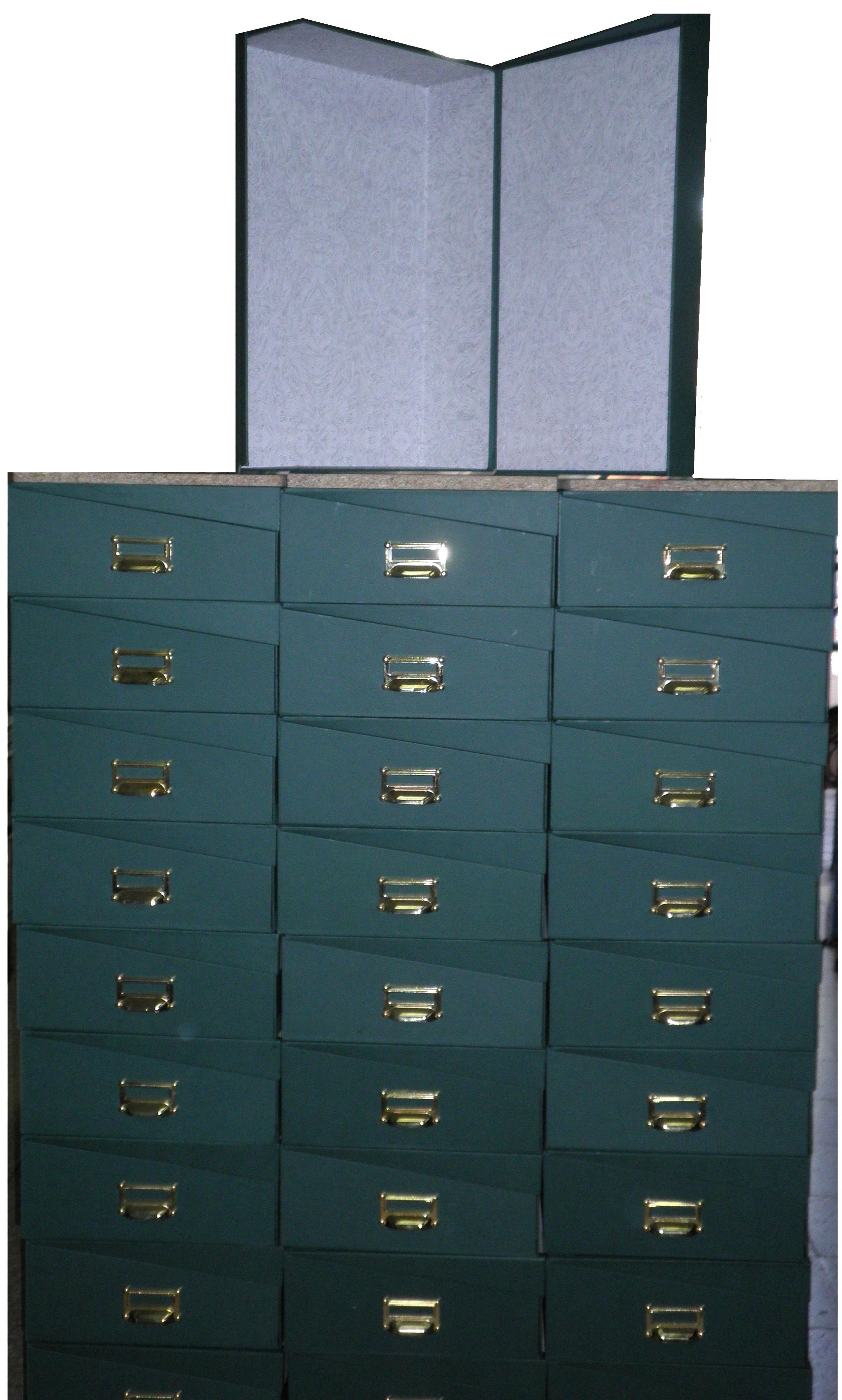 Caja gran formato