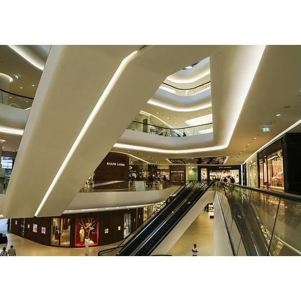 Limpieza de centros comerciales y de ocio: Servicios de Gerusia, S.L. Empresa de Servicios