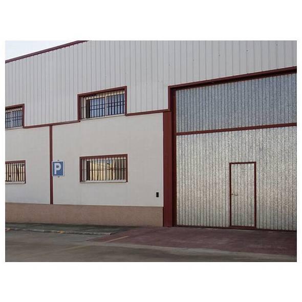Naves industriales: Servicios de Gerusia, S.L. Empresa de Servicios