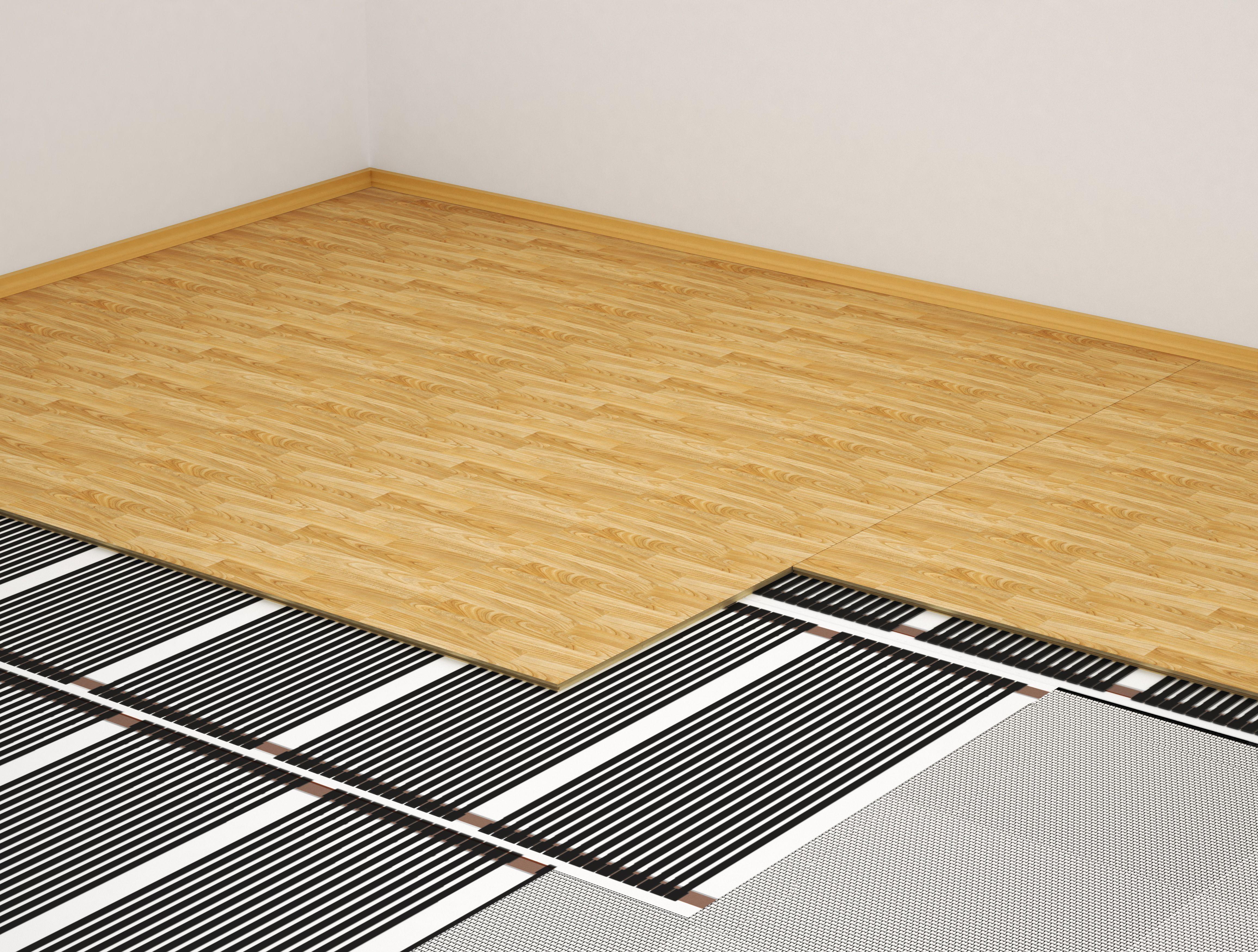 Instalación de suelo radiante en tu vivienda