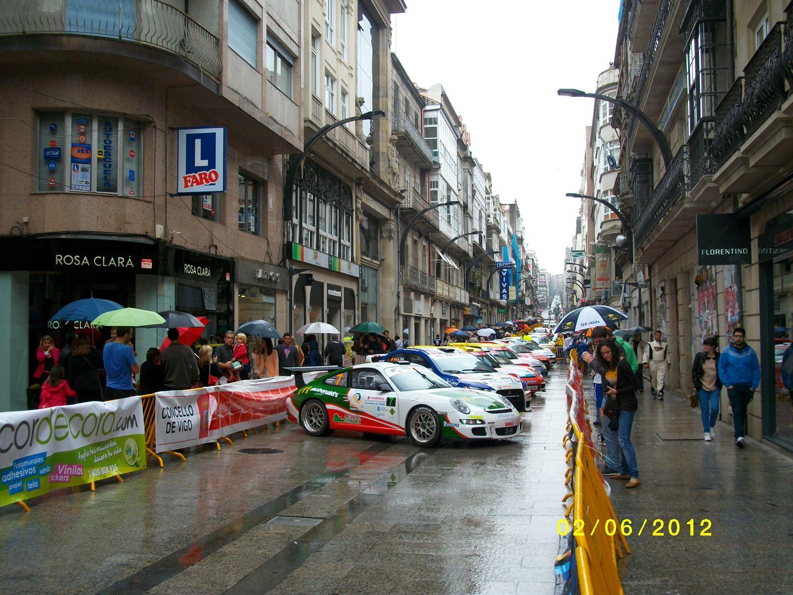 Rally Rias Baixas
