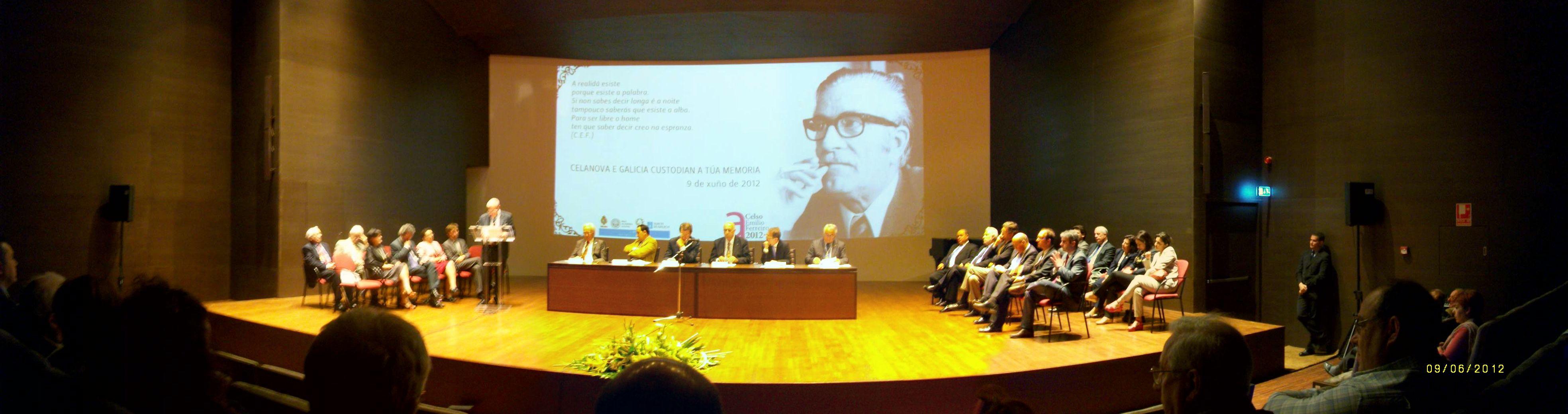 Conferencias Auditorio de Celanova