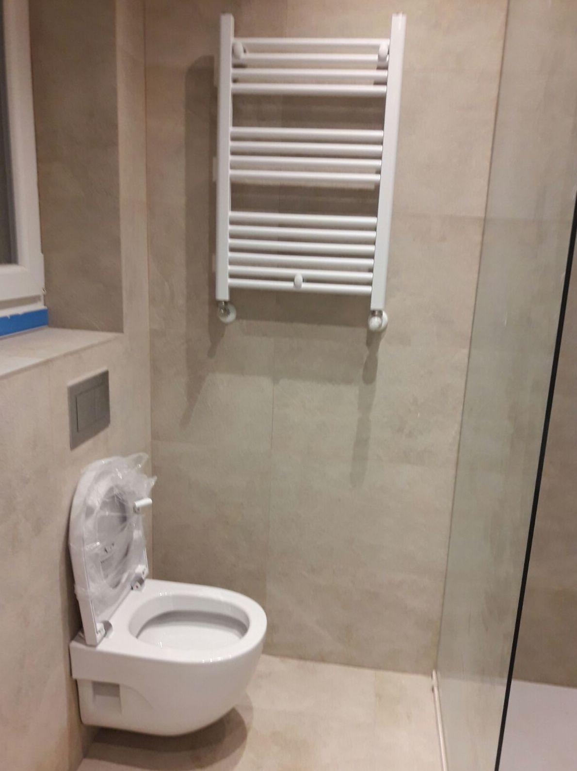 Reforma integral de baños Bilbao