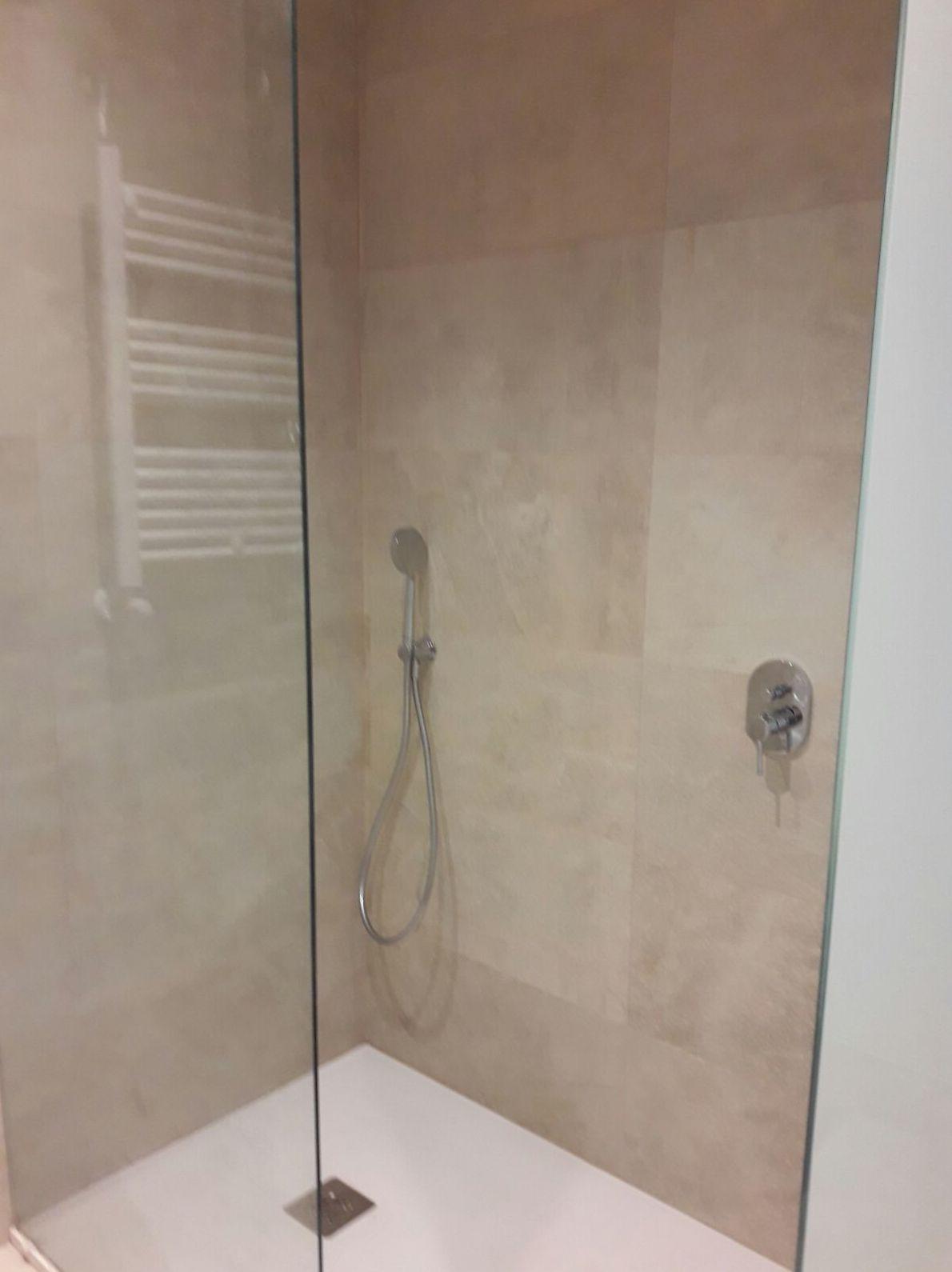 reforma baño completo Bilbao