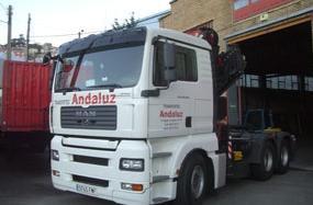 Foto 5 de Transporte de mercancías en Vigo | Transportes Andaluz