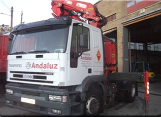 Foto 2 de Transporte de mercancías en Vigo | Transportes Andaluz