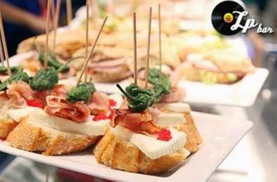 Foto 1 de Cocina vasca en Barcelona | LP Bar