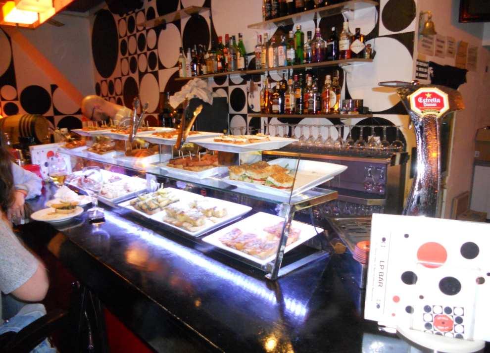 Foto 7 de Cocina vasca en Barcelona | LP Bar