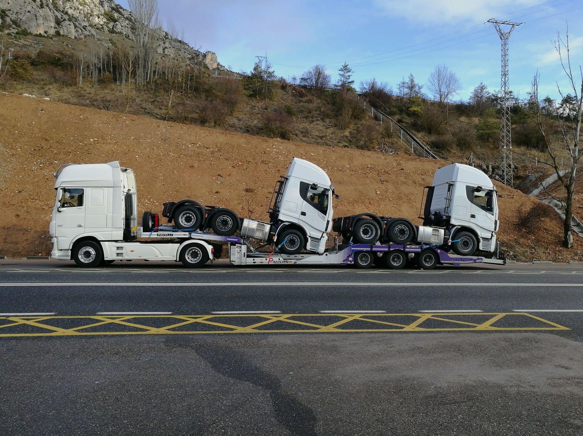 Foto 6 de Transporte de mercancías en Palencia | Transportes Lozano Pérez
