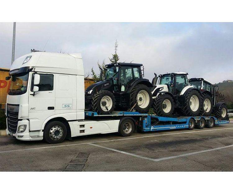 Asistencia de vehículos pesados en Palencia