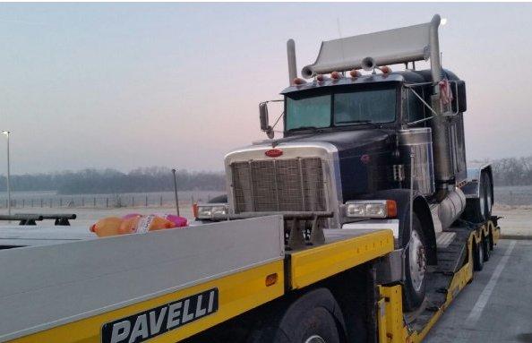 Rescate y transportes especiales: Servicios de Transportes Lozano Pérez
