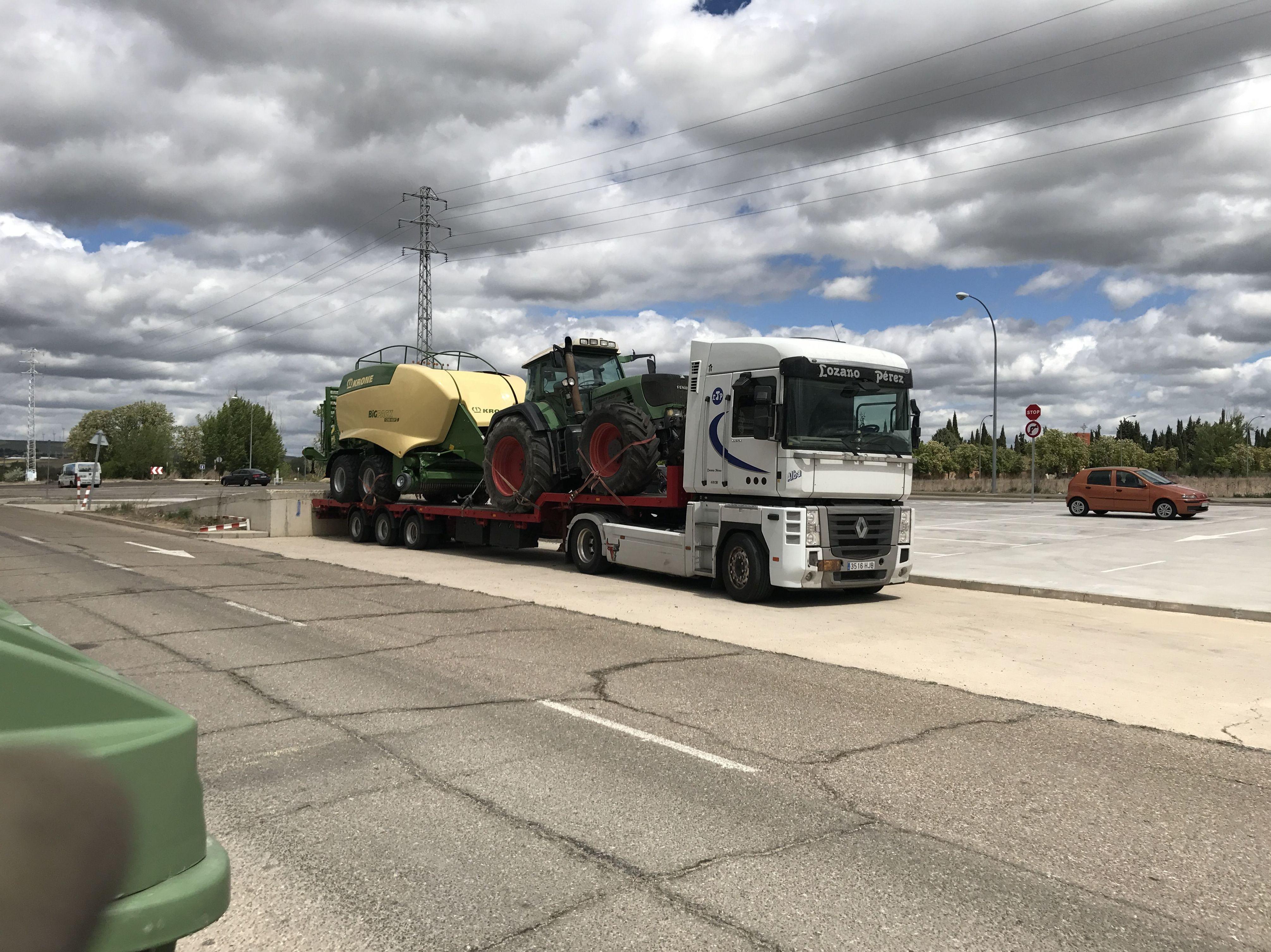 Foto 20 de Transporte de mercancías en Palencia | Transportes Lozano Pérez