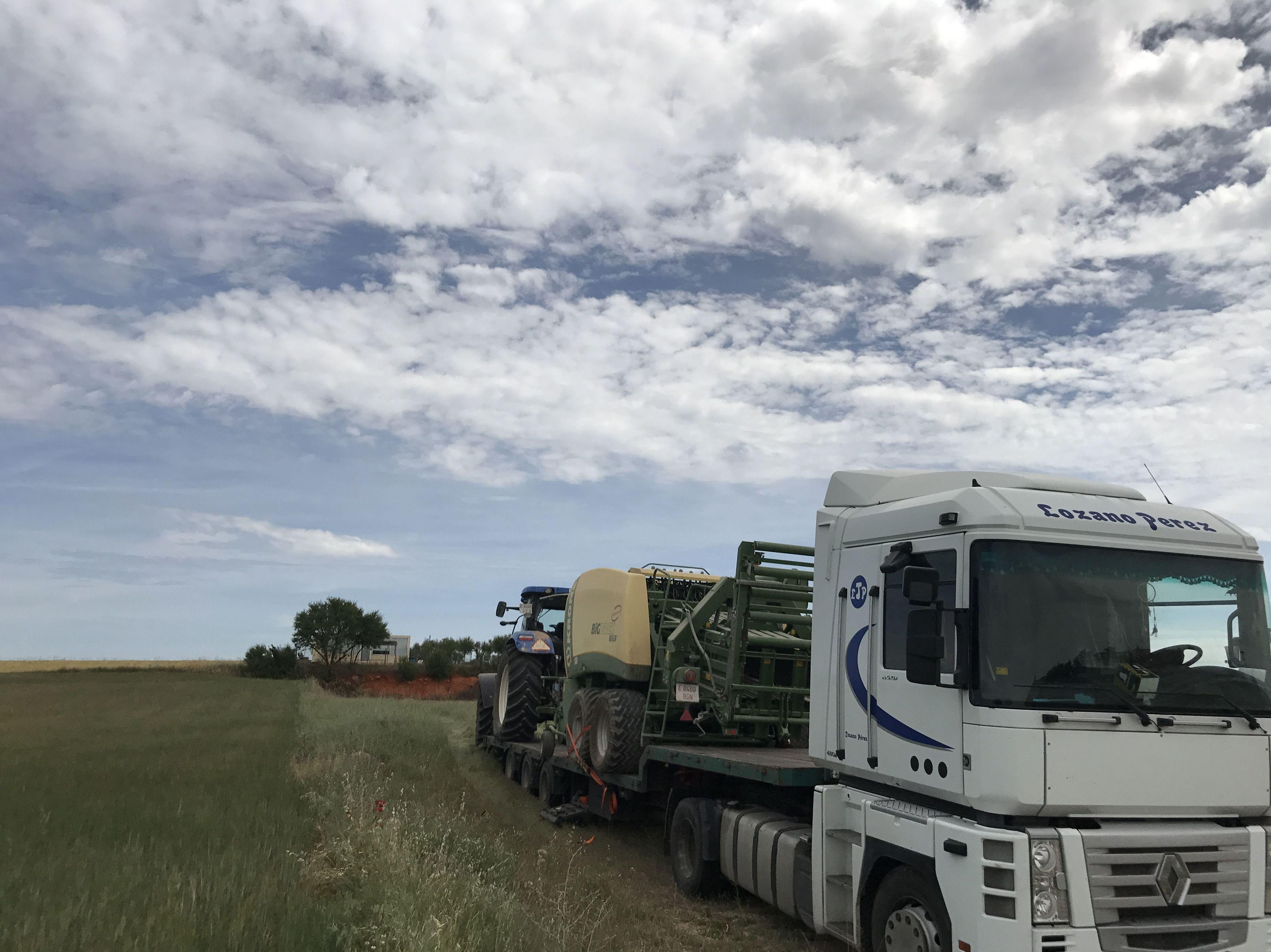 Foto 23 de Transporte de mercancías en Palencia | Transportes Lozano Pérez