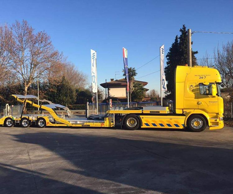Transportes especiales internacionales en Palencia