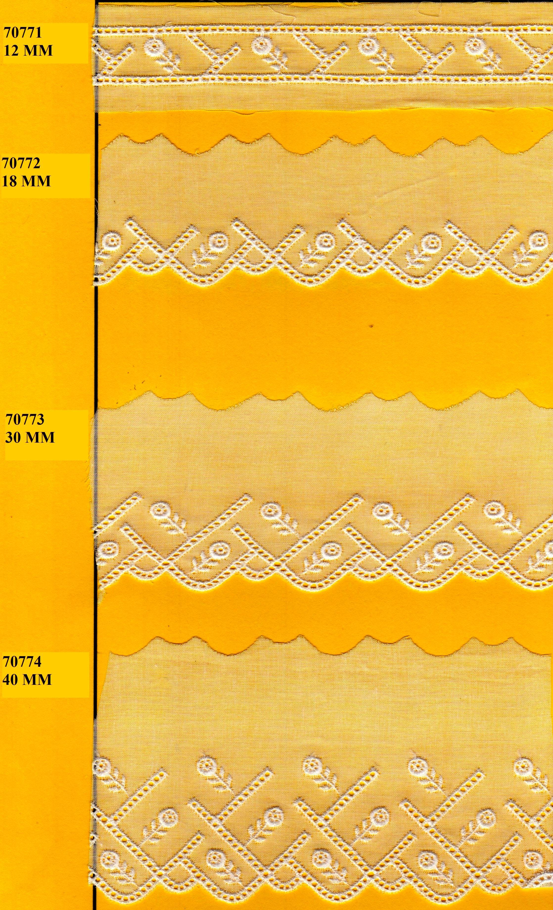 BORDADOS: Catálogo de J.G. Merceros