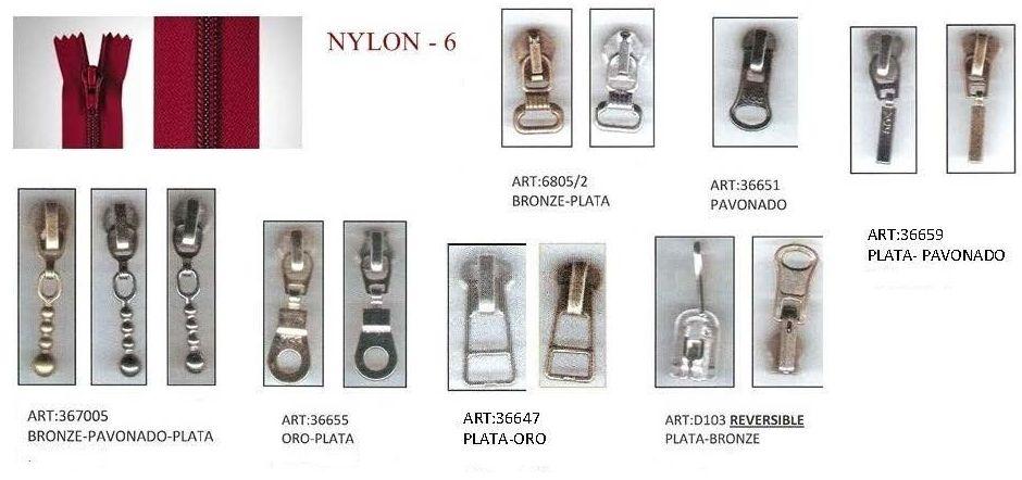 CURSOR NYLON 6